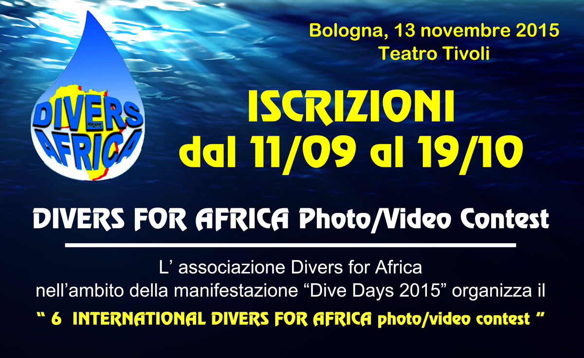 Dive-days-2015-Photo-Video-contest DIVERS FOR AFRICA photo/video contest