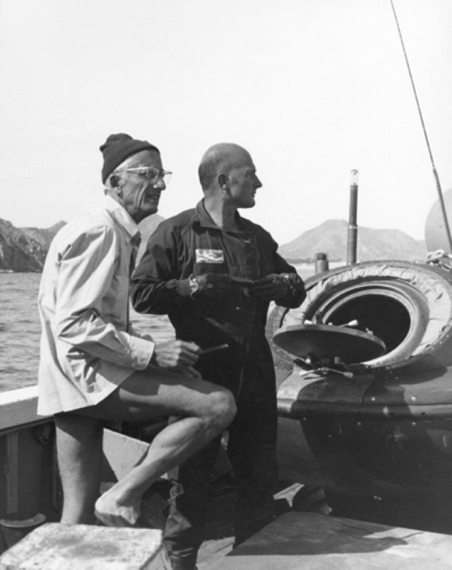 Jacques-Cousteau-on-boat