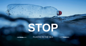 Stop plastic in the sea