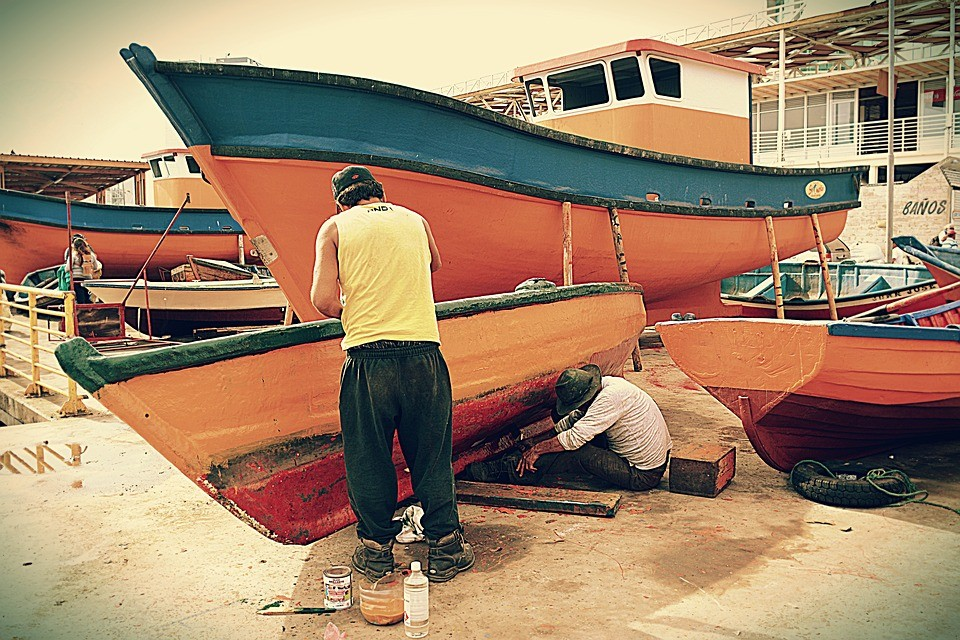 antivegetativa antifouling